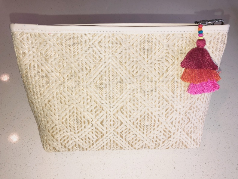 sephora cosmetics bag